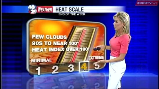 Laura's Weather Webcast Aug. 27th