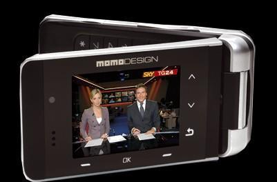 MOMODESIGN MD-3 puts some style in the DVB-H game