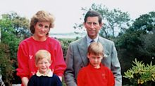How William and Harry are using their tragic childhoods to protect their own children
