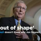 McConnell on Jon Stewart: 'I don't know why he's all bent out of shape' over 9/11 victims fund