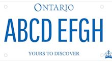 #myONplate: Ontario license plate slogan generator goes viral