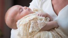 So feierte das Königshaus die Taufe von Prinz Louis