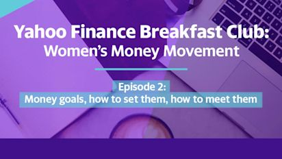 Women's Money Movement: Money Goals - How to set them and how to meet them