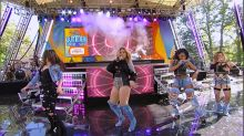 Fifth Harmony performs 'Worth It' in Central Park