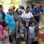 Nearly 20,000 migrants awaiting asylum near U.S.-Mexico border