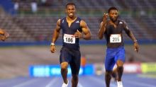 Athletics: Jamaican Blake completes sprint double