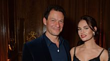 'A lot to say': Lily James finally addresses those Dominic West kiss photos