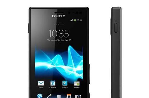 Sony outs Xperia sola: 3.7-inch LCD, 1GHz CPU, 'floating touch' navigation