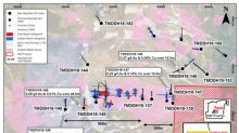 Colorado Resources Expands Tami Gold Copper Mineralization at KSP and Provides Update