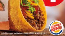 BURGER KING® Restaurants Introduces the $1 Crispy Taco