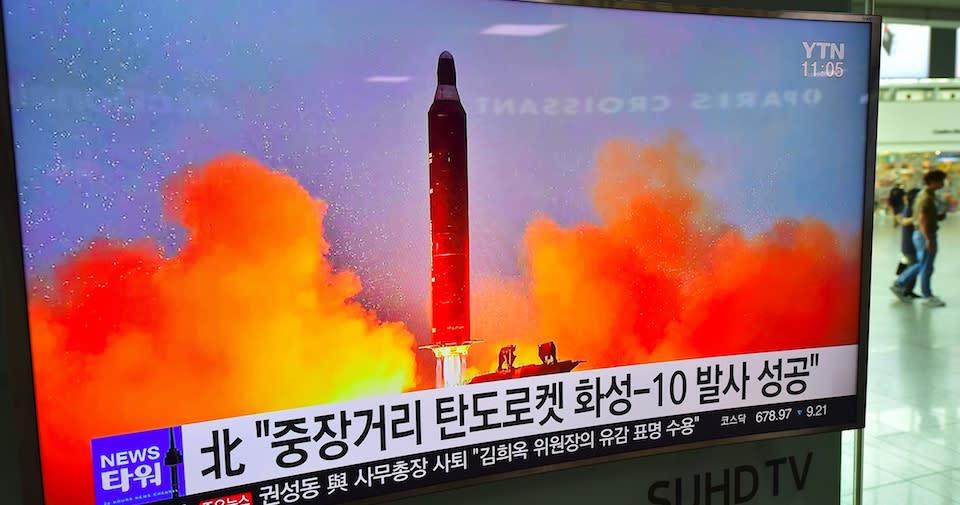 Donald Trump Is Already Tweeting Us Into War with North Korea