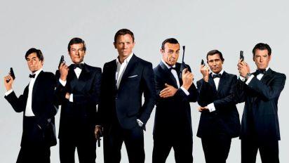 James Bond superfan living the spy life