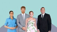 Meghan Markle and Prince Harry went on a double date with Jennifer Lopez and Alex Rodriguez in Miami