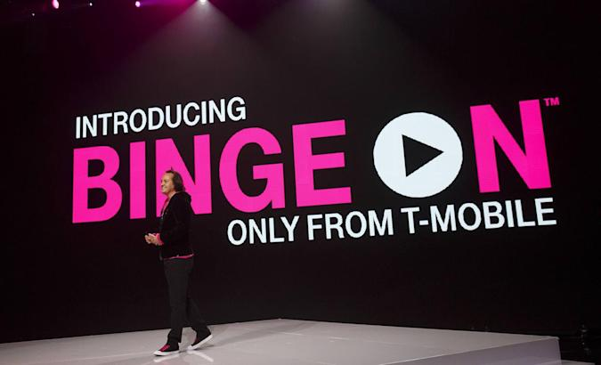 FCC Chairman gives T-Mobile's Binge On the thumbs up