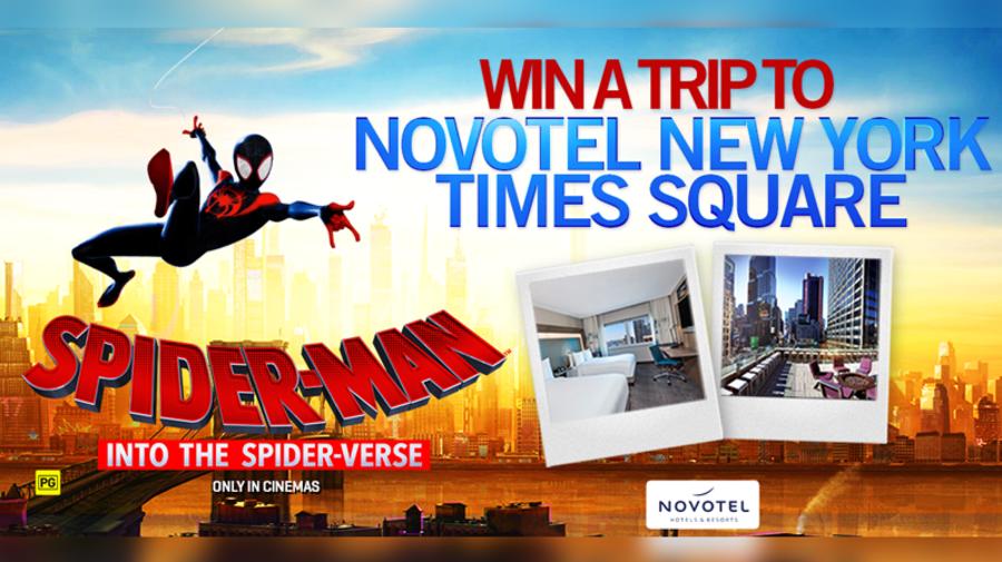 Win a family escape to Novotel New York Times Square!