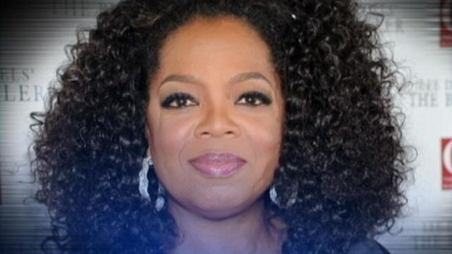 Winfrey Reveals Near Nervous Breakdown