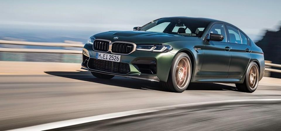 BMW最強房車實力驚人!