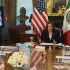 Harris to Mexico: We must fight violence, corruption