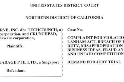 Fusion Garage files to dismiss CrunchPad lawsuit
