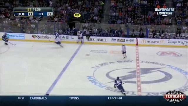 Buffalo Sabres at Tampa Bay Lightning - 03/06/2014