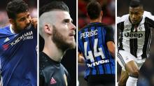 Gossip: Real Madrid 'return for De Gea', Man Utd 'step up Perisic pursuit', Everton 'want Costa'