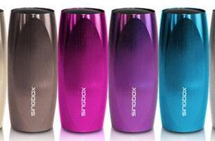 Singbox SV-606's MP3 milkshake brings the portable audio love to your yard