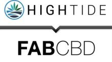 High Tide Increases U.S. Presence Through Acquisition of Leading CBD E-Commerce Retailer FABCBD