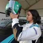 First Saudi woman driver to race car in kingdom