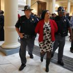 Georgia senator decries her arrest at vote count protest