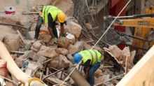'No signs of life' in Beirut rubble after three-day search for blast survivors