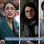 Trump Slammed as 'Racist-in-Chief' After He Tweets About Congresswomen of Color