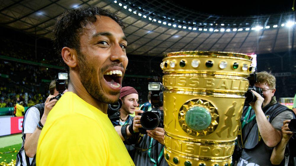 Zorc bestätigt: Pierre-Emerick Aubameyang bleibt bei Borussia Dortmund