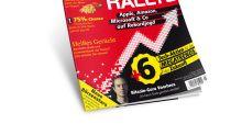 Neue Ausgabe: TECH RALLYE – Apple, Amazon, Microsoft & Co auf Rekordjagd