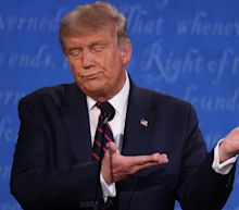 Donald Trump says he will 'not allow' rule change for next presidential debate