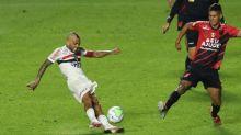 RMP questiona Daniel Alves: 'Se ficar fora, periga o Diniz acertar o meio'