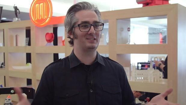 MakerBot CEO steps down to join new parent company