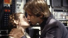 Carrie Fisher reveals affair with Harrison Ford while filming Star Wars