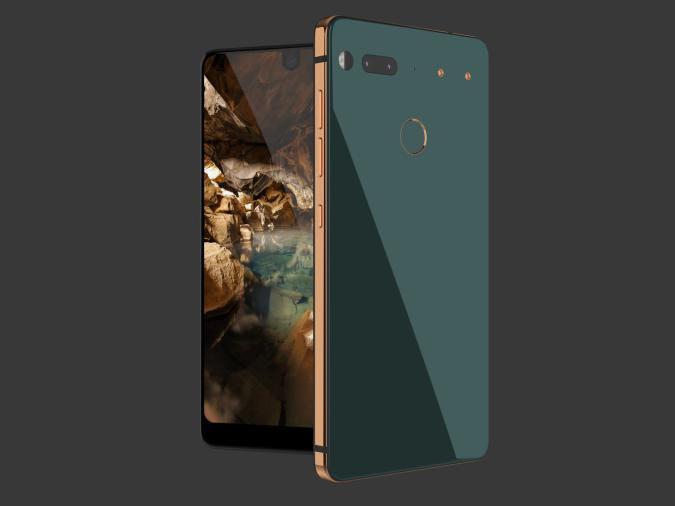 Así es el Essential Phone, el teléfono del creador de Android