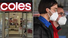 Woolworths and Coles place buying limits on face masks