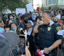 Houston's police chief wins national praise — but faces local anger over shootings