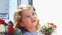 Princess Charlotte fends off new baby brother, makes royal history in total girl-power move