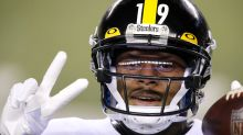 Steelers WR JuJu Smith-Schuster asks fans to back off