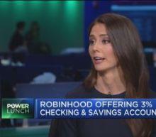 Robinhood's three percent interest rate comes with caveat...