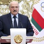 Belarus leader vows to keep up raids of NGOs, media outlets
