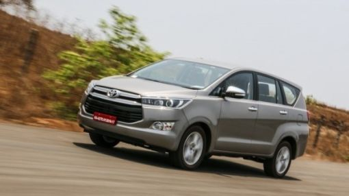Toyota introduces Innova Crysta Petrol in three variants