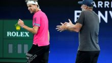 Thiem dumps adviser Muster after barely two weeks