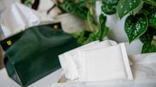 Flushable sanitary pads are here to help periods become more sustainable