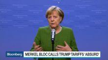UniCredit's Bandholz Says We Have Entered the Slippery Slope Towards Protectionism