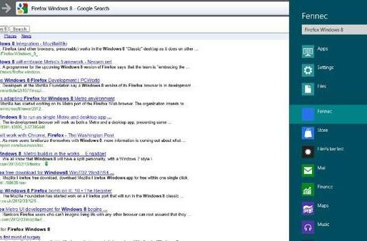 Windows 8 Metro-style Firefox comes out of hiding, still a diamond in the rough