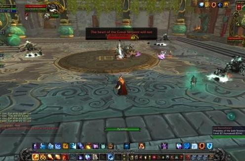 Arcane Brilliance: A first look at fire mages in Mists of Pandaria